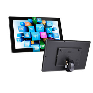 wall mount digital android tablet/ digital phone frame 18.5 inch