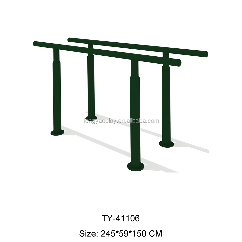 supplier outdoor parallel bars for sale outdoor parallel