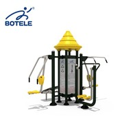 Multifunctional Outdoor Exercise Machine Fitness Equipment