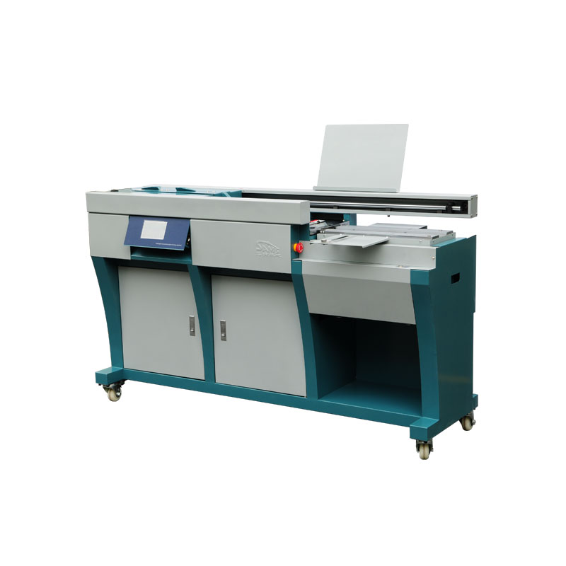 Oem Hot Melt Automatic Book Binding Machine Price In Sri