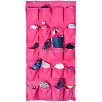 Schuh Veranstalter über Der Tür Hängen Schuhregal Tür Regal Kleiderbügel Halter 20 Pocket Aufbewahrungstasche Buy Vakuumspeicherbeutelnet