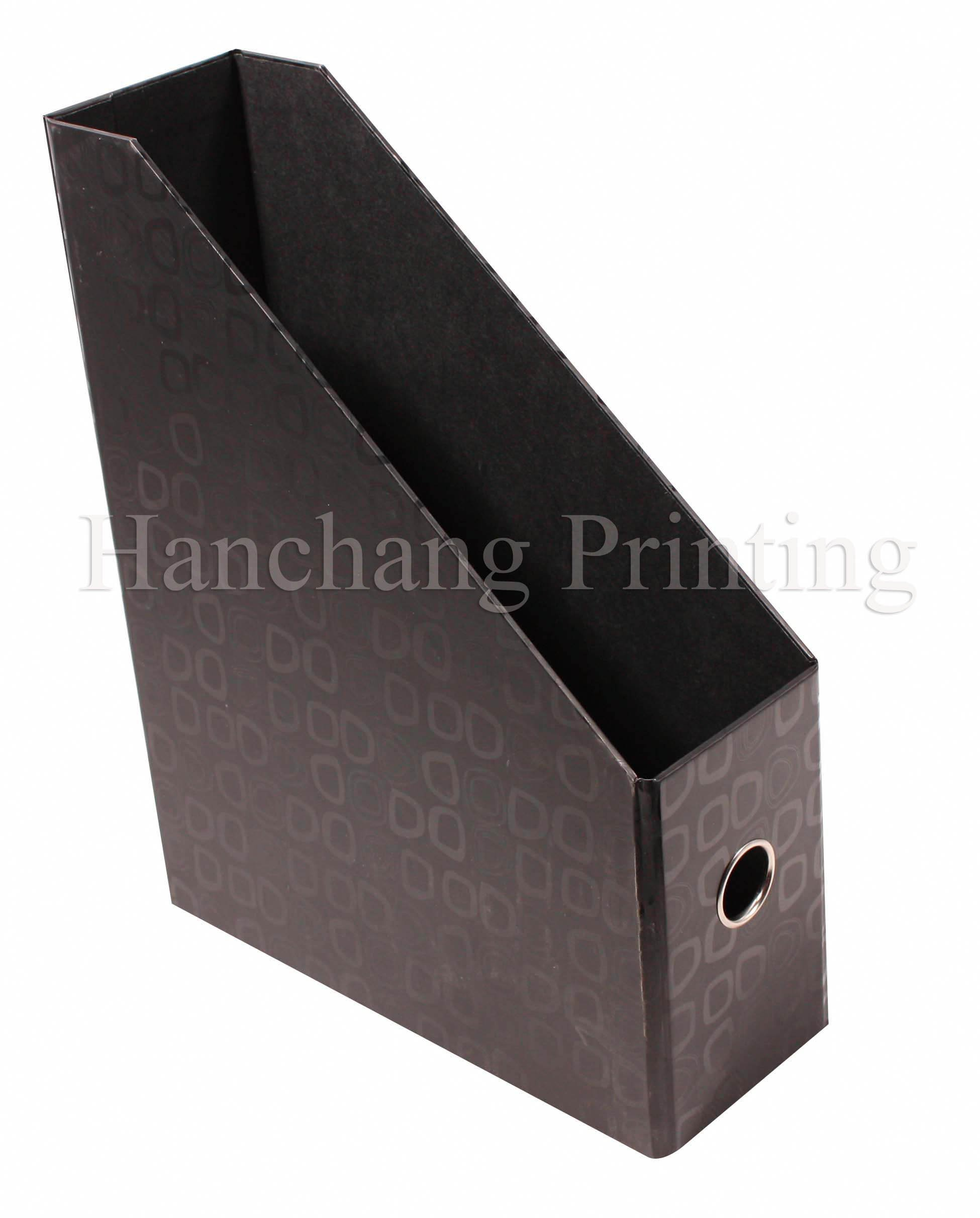 paper carboard hard cover decorative file folders