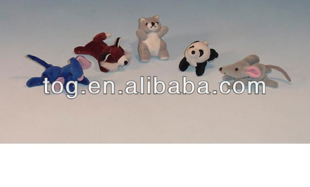 Plush Toy Manufacturer of 10cm - 15 cm Plush Animal Key Ring