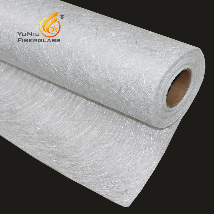 450gsm Glass Fiber Chopped Strand Mat for Boat Building with High Quality