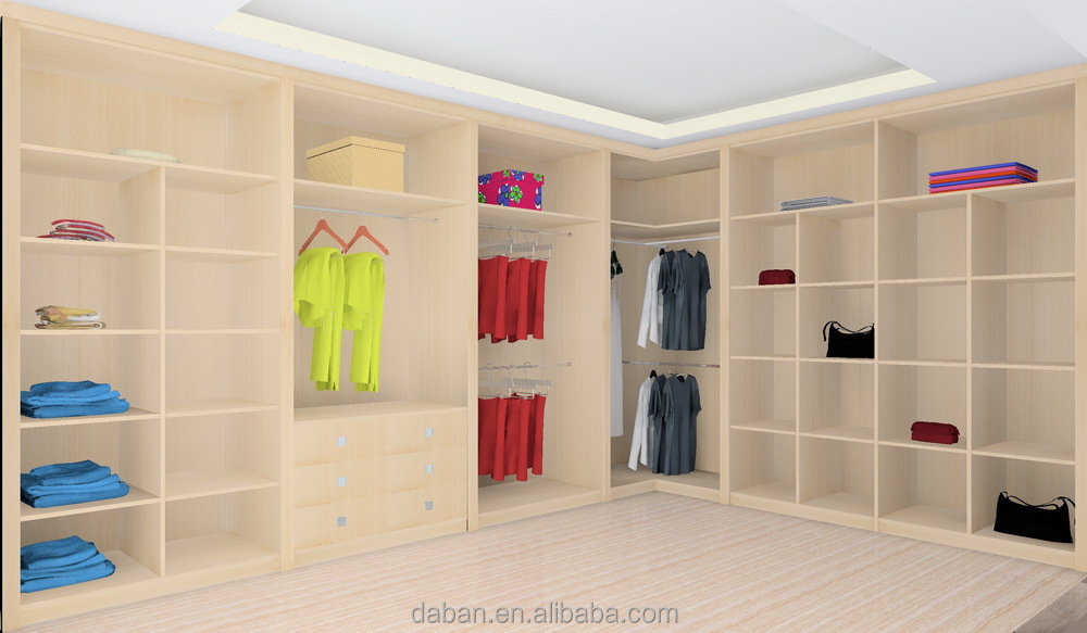 Quarto moderno guarda roupa design simples walkin closet for Closet en melamina modernos