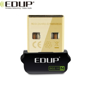 EDUP EP-N8508GS 150Mbps Realtek8188CUS USB Wireless WiFi Adapter for Rraspberry Pi