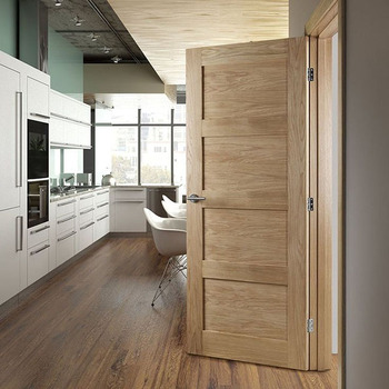 Gentil Modern Design Decorative Pvc Door Panel