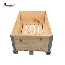 2017 Angelic High Quality Wooden Pallet Collars