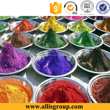 Color pigment powder red iron oxide paint