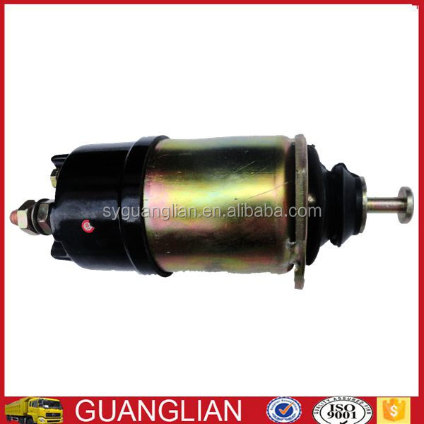Renault QDJ2816-600 stater electric switch for Dongfeng Kinland truck parts