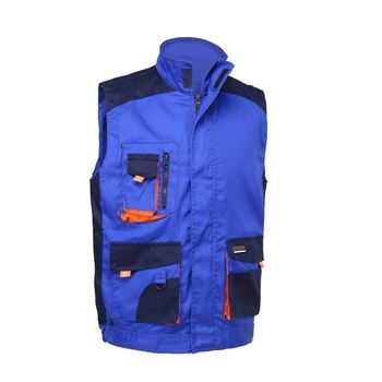 OEM man multi pockets vest for work photographer vest