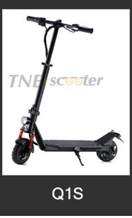 TNE hot selling 10inch folding and portable self balancing electric scooter