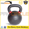 High Quality Crossfit Equipment Black Cast Iron Kettlebell