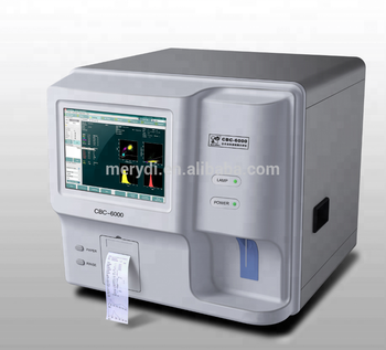 Clinical Blood Measurement Instrument Fully automatic Lab blood testing machine medical blood chemistry analyzer