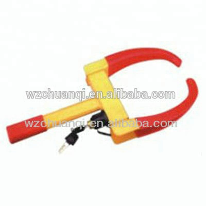 Hot selling auto wheel clamp lock Goede kwaliteit autoband lock 6994