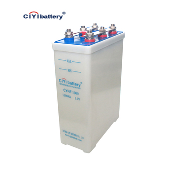 Newest Technology Nife Battery For Solar Nickel Iron 12v 24v 48v 1200ah