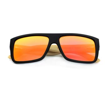 b3a248050ed Online buy fashion women s polarized bamboo glass sunglasses surf shades