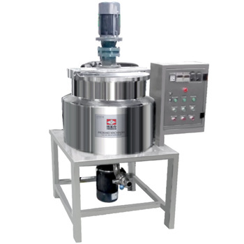 electric heating 100kg blender mixer for shampoo