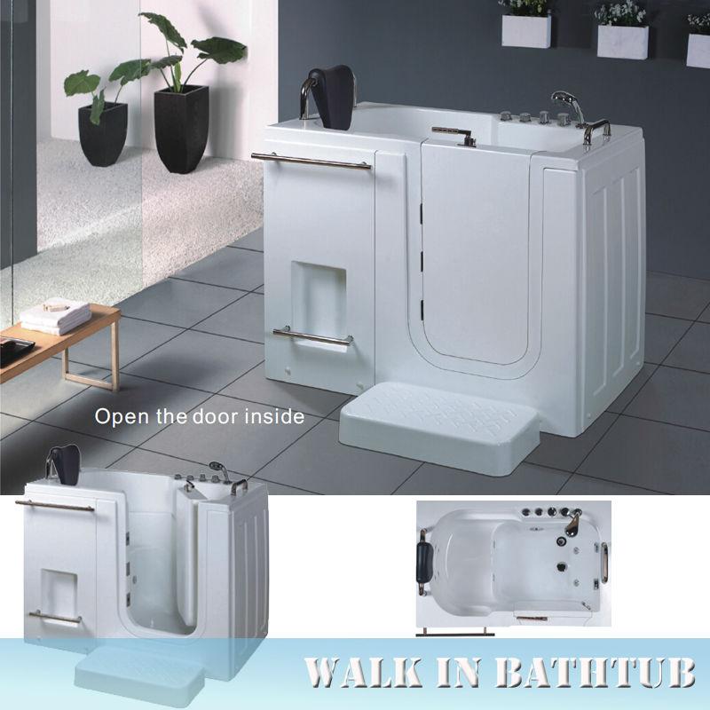 Walk In Tub Shower Combo. . Bathtubs Idea Small Soaking Tub Shower ...