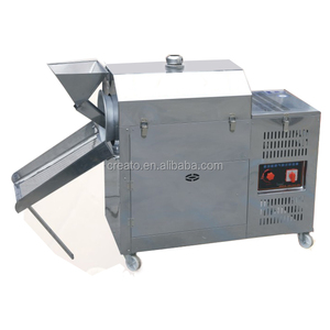 Commercial gas peanut roaster