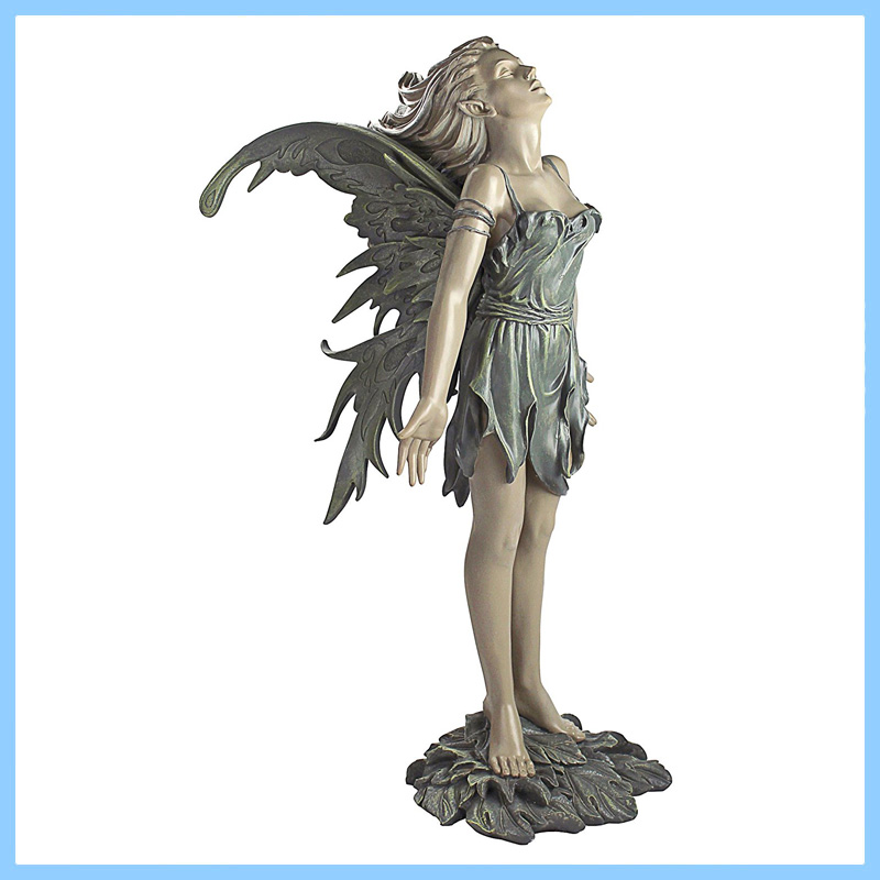 High Quality Fairy Statue Resin Fairy Sexy Girl