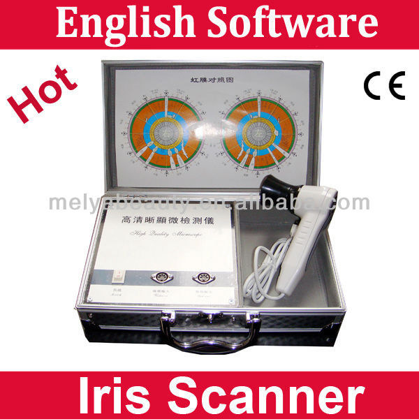 iris scope/iris health analyzer