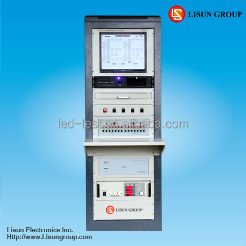 Lisun ATE-2 Meeting IEC62384 GB2482 LED Power Driver Automatic Test System for Production Line driving power performance tester