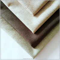China fashion quality polyester linen upholstery fabric used for sofa