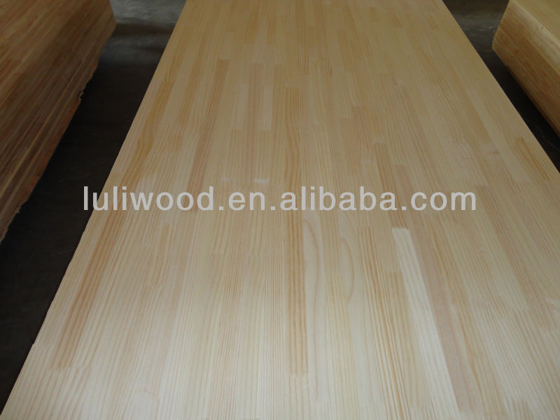 Cheapest & Good Quality Chilean Pine Finger Jointed Boards