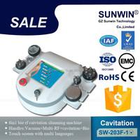 Chinese manufacture weight lose cavitation rf machine korea