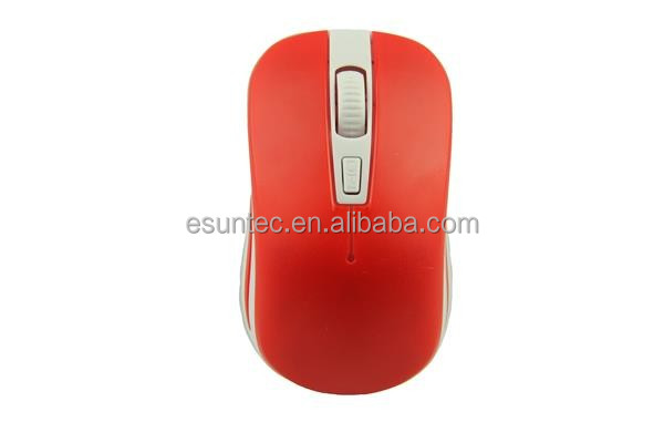 Private mouse personalized Printing professional laser 2.4GHz wireless mouse , MW-08