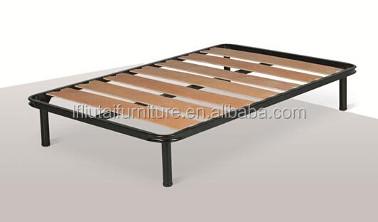 cheap usa metal bed base frame cheap bed slat frame