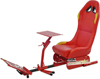 2016 new hot sale rally racing simulator seat and folding game seat