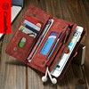drop shipping Accessories for iphone 6 plus leather flip wallet case