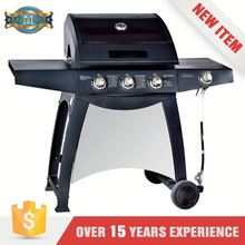 Good Charcoal Industrial (CE) Height Adjustable Gas no smoke bbq grills