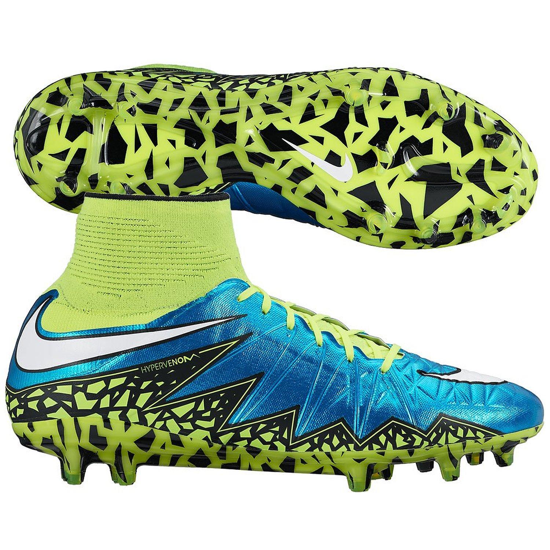 414897ec8be Buy Nike Hypervenom Phantom II FG 718752-313 Womens SZ 11.5 Green ...