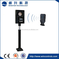 Contactless Bluetooth 433Mhz long range card reader for parking system