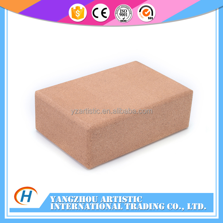rubber foam yoga brick for kids