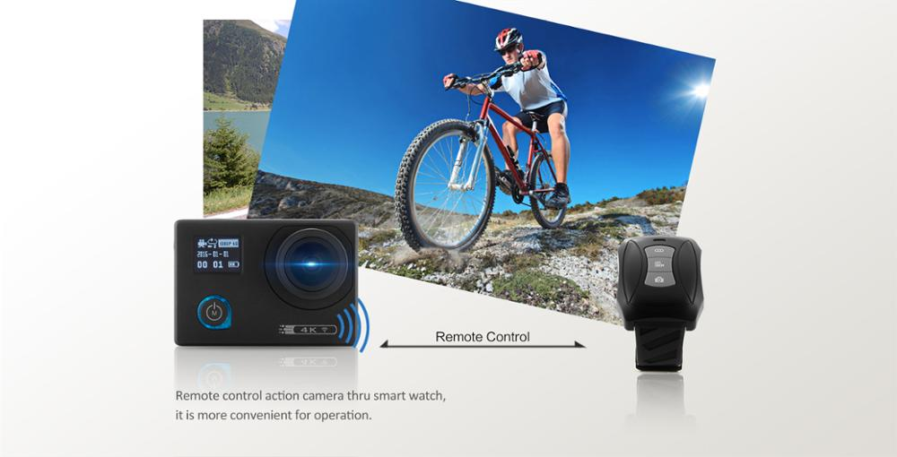 Action Camera night vision 4K sports camera