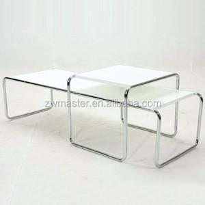 Marcel Breuer Laccio Table Set Marcel Breuer Laccio Table Set