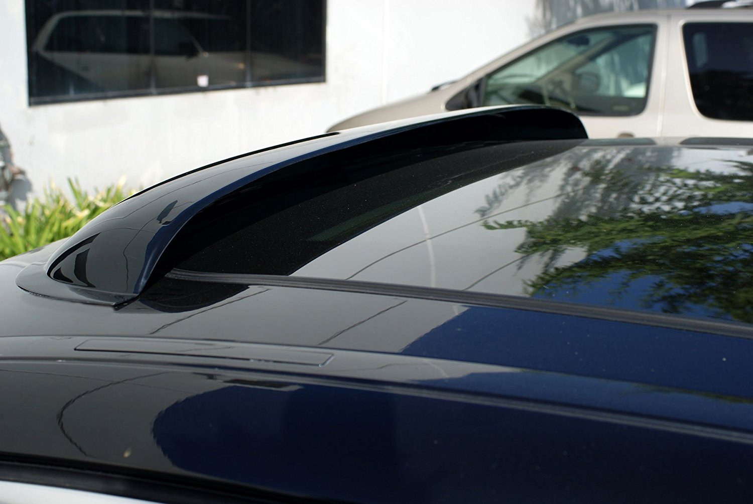 Get Quotations · TuningPros DSV-499 works with 2005-2011 Audi A6 Sunroof  Moonroof Top Wind Deflector