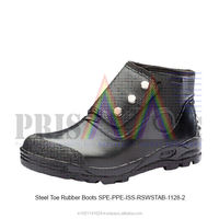 Steel Toe Rubber Boots ( SPE-PPE-ISS-RSWSTAB-1128-2 )