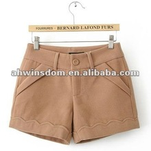 Newest style woman's fashion shorts