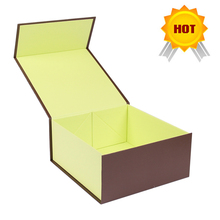 Custom Logo Large Luxury Magnetic Closure Empty Cardboard Paper Gift Box, Gift Box Cardboard Packaging Wholesale