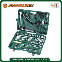 JONNESWAY 128PCS 1/2 AND 1/4 INCH DR. TOOL KIT