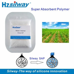 Silway SAP Chemtex Speciality Rainfed agriculture super absorbent polymer with best service