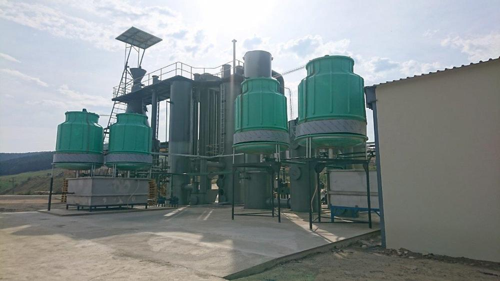 biomass gasifier for Animal manures