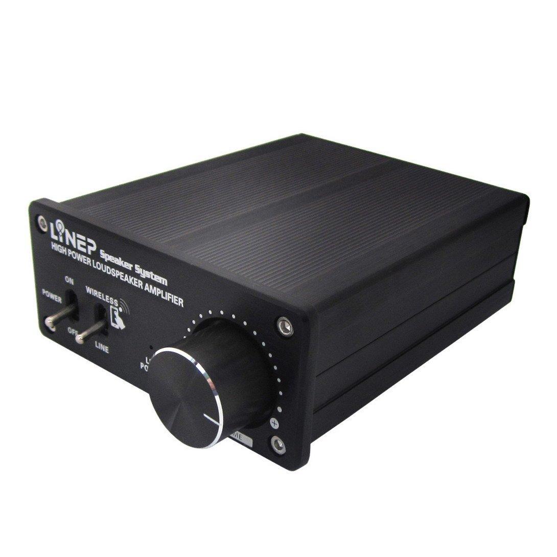 LINEP 320W Bluetooth Wireless Digital Power Amplifier with High Power Amplifier of Wireless Digital Audio Receiver