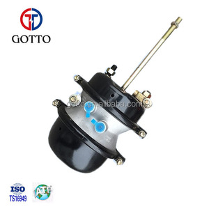 Hot Sale T30/30DD Double Air Spring Brake Chamber for Trailer Parts