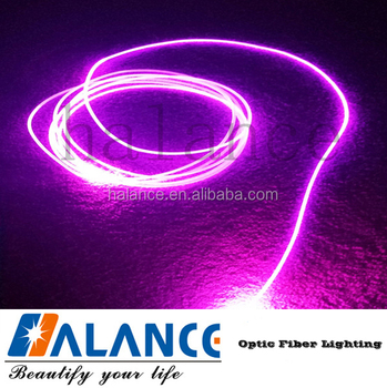 Led Battery Ed Fiber Optic Light Cable